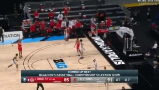 Gamblers Who Bet Illinois -6 Were Absolutely Sick After OSU's Meaningless Buzzer-Beating Three-Pointer Costs Them Money