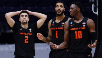 NCAA Did Oregon State Basketball Dirty By Kicking Them Out Of Hotel At 1:15 In The Morning After Elite Eight Loss