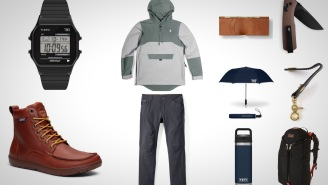 Everyday Carry Essentials For Spending Time Outdoors This Spring