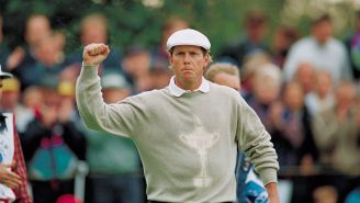Payne Stewart's Family Selling Items From His Collection Including His 1999 U.S. Open Player's Badge