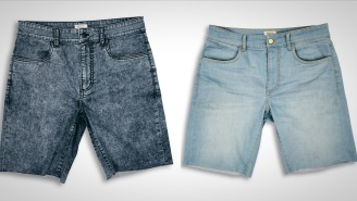 Step Into Jorts SZN With These Vintage-Style Performance Denim Shorts