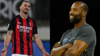 Baron Davis Rips Zlatan Ibrahimovic For Being A Knockoff Adam Sandler Character In Defense Of LeBron James