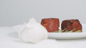 Plant-Based Filet Mignon Is Now A Thing And This Company Claims It's The Real Deal