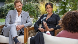 This Larry David Mashup Of The Prince Harry-Meghan Markle Interview May Send Piers Morgan Over The Edge