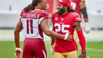 Larry Fitzgerald Explains Why He'd Be More Intimidated Playing Golf Against Harold Varner III Than Going Up Against Richard Sherman