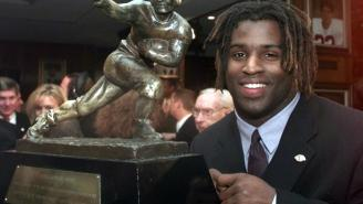 Ricky Williams Began Smoking Weed After His College Ex Started Hooking Up With The Backup QB