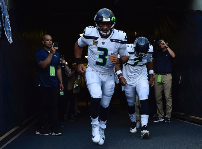 FS1 host Colin Cowherd explains why Russell Wilson's the missing piece that the Chicago Bears could trade for this NFL offseason