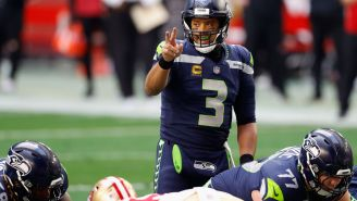 There's A 'Good Chance' Seahawks Trade Russell Wilson If A Team Is Desperate Enough To Pull Off The Move, Per Report