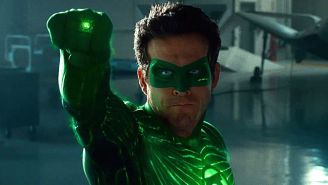 Ryan Reynolds Got Drunk And Live-Tweeted His First-Ever Viewing Of 'Green Lantern'