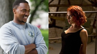 Anthony Mackie Repeatedly Pitched Marvel On A Falcon/Black Widow Romance