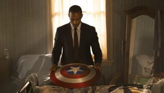 Anthony Mackie Teases How 'The Falcon and the Winter Soldier' Will Be An Origin Story