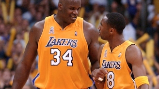 Shaq Lists The Five Current Players He Thinks Could Have A Shot At Surpassing Kobe Bryant's 81-Point Outburst