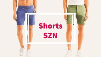 The 6 Best Shorts For Men To Buy Right Now (Spring 2021)