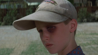 We Need To Talk About The Hat With The Giant Brim Smalls Wore In 'The Sandlot'