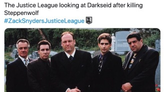 All Of The Best 'Zack Snyder's Justice League' Memes