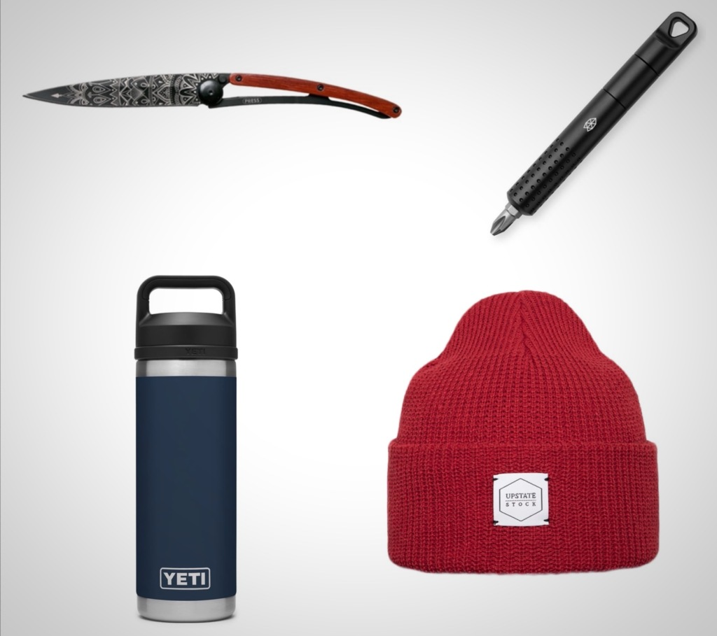 Spring stylish functional everyday items
