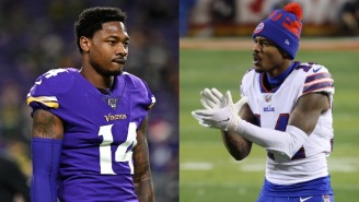 Stefon Diggs' Six-Word Tweet Resulted In A Trade That Took Buffalo Less Than Six Hours To Lock
