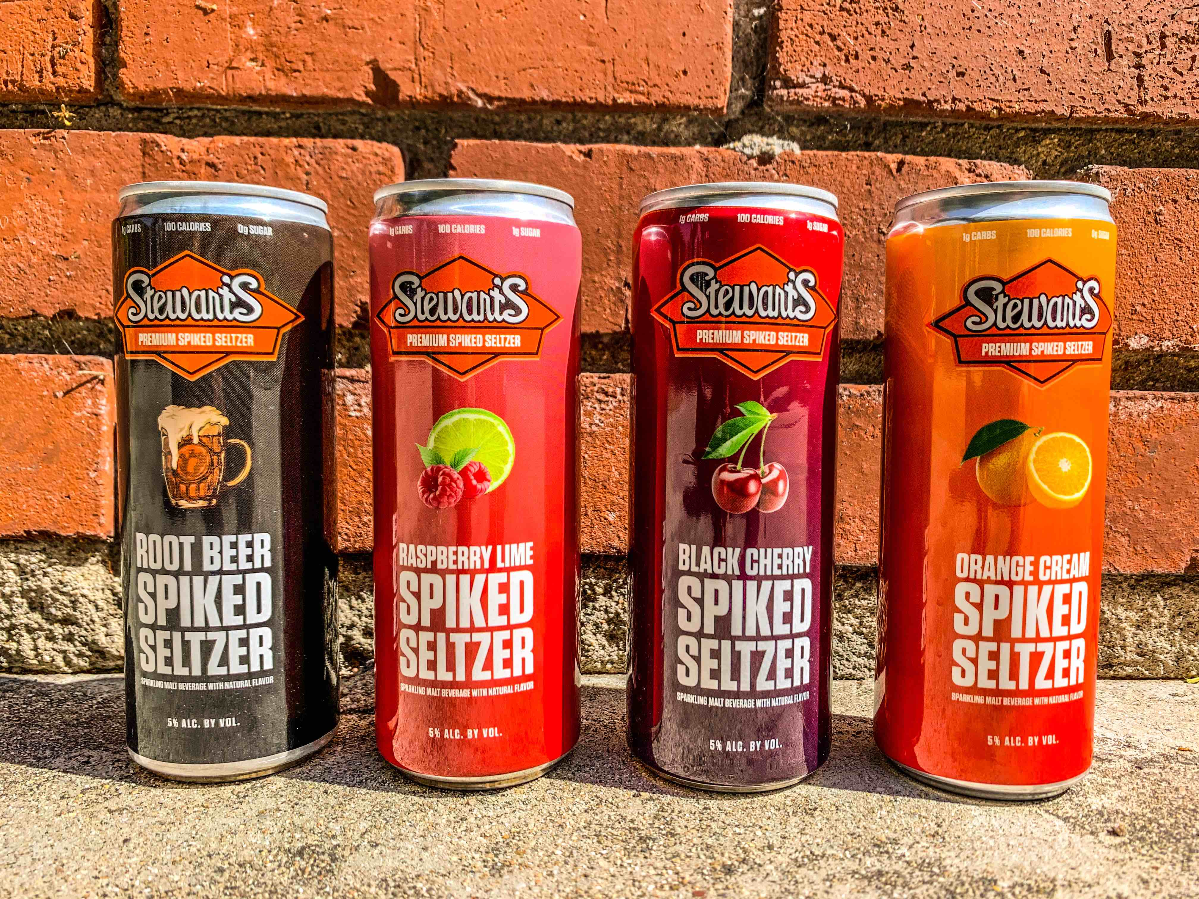 Stewart S Spiked Seltzer Review A Hard Seltzer That Tastes Like Pure Nostalgia Brobible