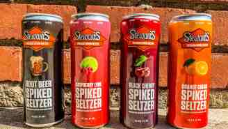 Stewart's Spiked Seltzer Review – A Hard Seltzer That Tastes Like Pure Nostalgia