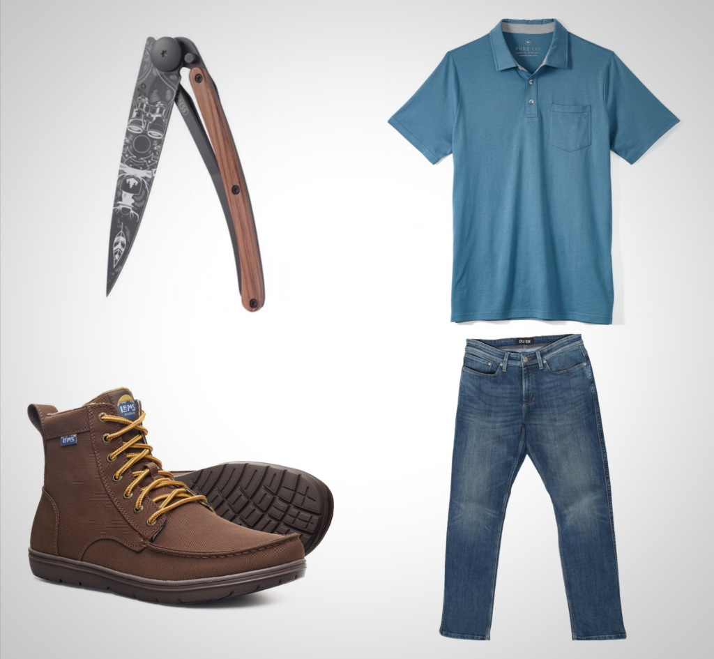 stylish and rugged everyday gear for guys