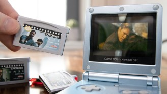 Evil Genius Converts 'Tenet' To Game Boy Advance Just To Stick It To Christopher Nolan