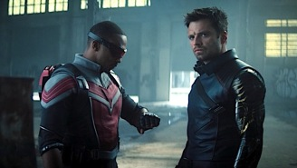 Unearthed Video From 2016 Suggests A Journalist Gave Marvel The Idea For 'Falcon and Winter Soldier'