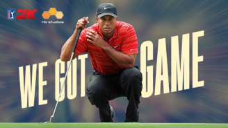 Tiger Woods, 2K Sports Agree To Contract For 'PGA Tour 2K' Video Game Series