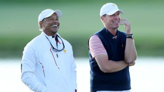 Steve Stricker Hopeful Tiger Woods Can Be A Part Of U.S. Ryder Cup Team In Some Capacity