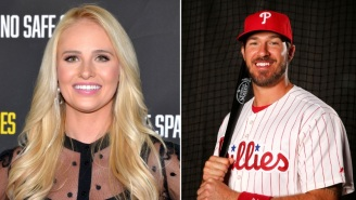 Tomi Lahren's Boyfriend, Former MLB Player J. P. Arencibia, Apologizes After Threatening Comedian For Trolling Lahren In Prank Video
