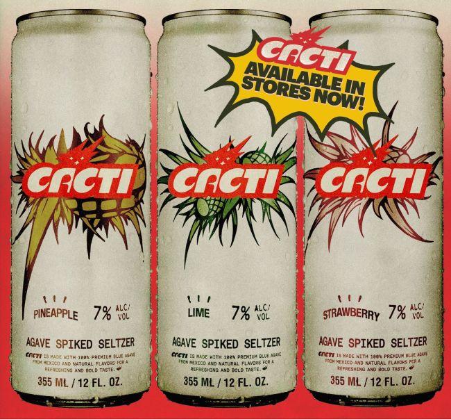 travis scott cacti hard seltzer review