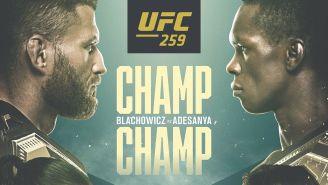 UFC 259 Stream: How To Watch Blachowicz vs Adesanya Online via ESPN+