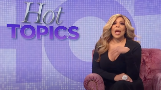 Wendy Williams Expertly Burping And Farting At The Same Time On TV Is Why She Gets Paid $10M A Year