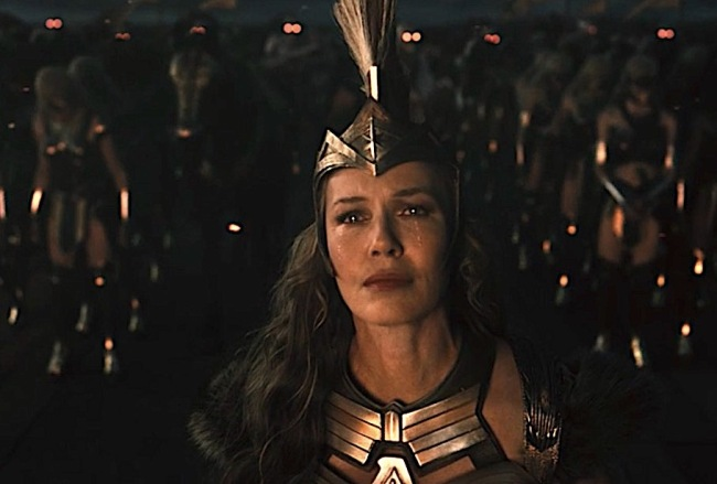 wonder woman funeral the snyder cut