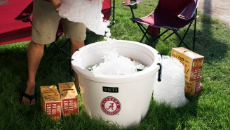 YETI Collegiate Coolers Are The Ultimate Spring Tailgate Upgrade