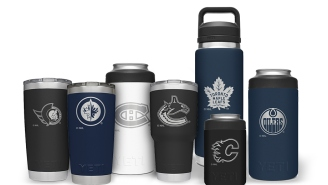 YETI Debuts Officially Licensed NHL Drinkware