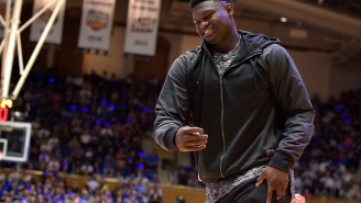 Zion Williamson's High School Poem About The Pitfalls Of Fame Blew Away His Creative Writing Teacher