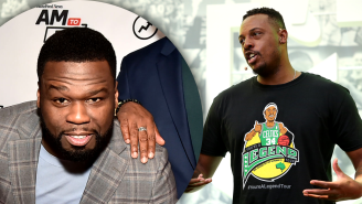 50 Cent Cracks Up Seeing How Paul Pierce Got Himself Fired From ESPN