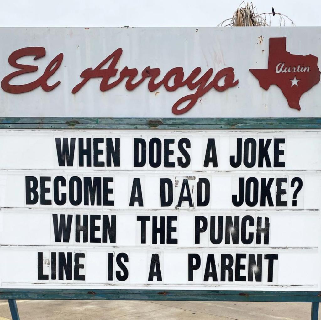 50 best memes origin of dad jokes