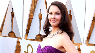 Ashley Judd Shares Grisly Photos, Video Of Catastrophic Leg Injury That Almost Killed Her