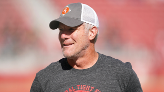 Brett Favre Doesn't Like Woke Sports, Says Fans Don't Want Politics In Their Games