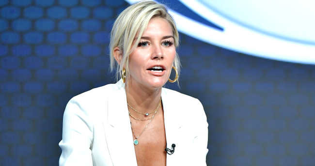 Charissa Thompson Talks About How She Dealth With 2018 Nude Photo Leak