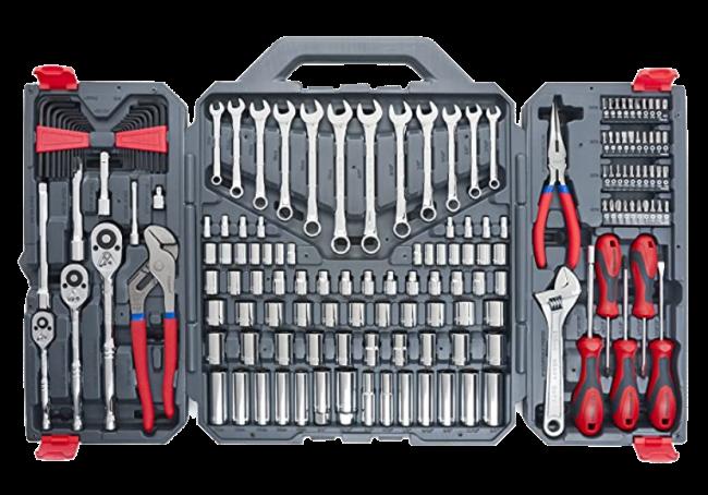 Crescent 170 Pc General Purpose Tool Set