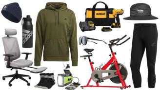 Daily Deals: Exercise Bikes, Drill Kits, Chairs, Nike Sale And More!