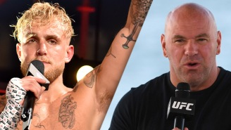 Dana White Threatens Legal Action Against Jake Paul, Calls Him A 'F—ing Idiot'