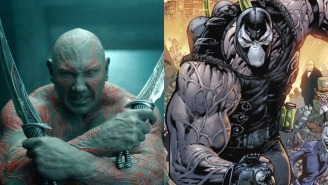 Dave Bautista Very Badly Wants To Play Bane