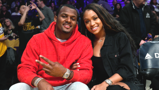 Deshaun Watson's Girlfriend Jilly Anais Has A Pretty Clear Message For All His Haters