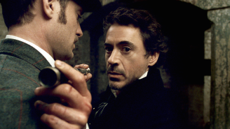 The Internet Thinks Robert Downey Jr. Has FINALLY Begun Making 'Sherlock Holmes 3'