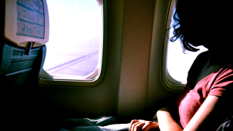 Flight Attendant Shares Disgusting Reason Why You Should Never Rest Your Head On A Plane's Window