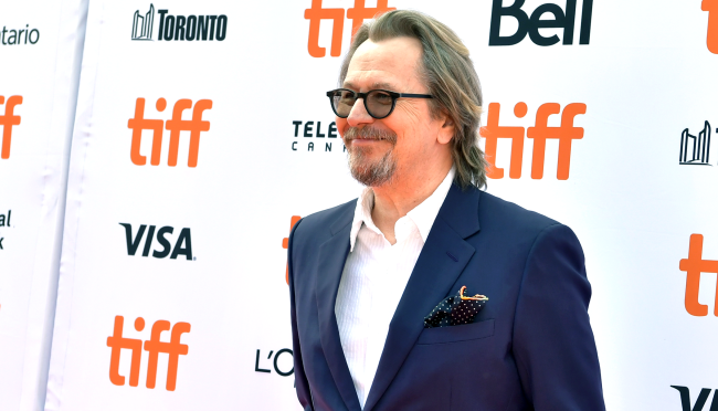 Gary Oldman Admits He Used To Sweat Vodka My Tongue Would Be Black