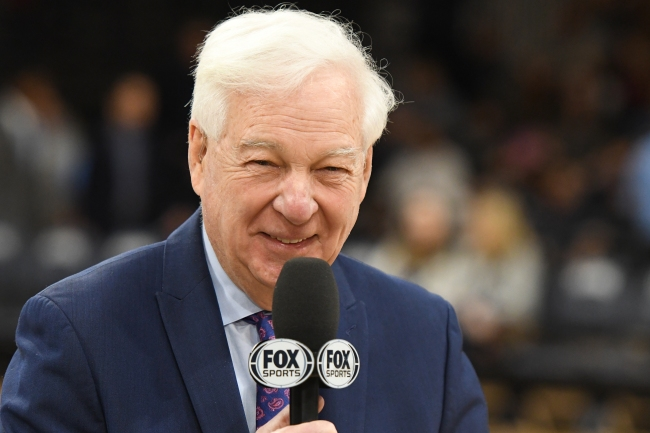 Viewers Were Confused By Bill Raftery's Bizarre 'Lose A Little Lingerie' Call During UCLA-Gonzaga Game